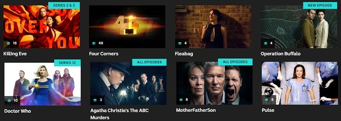 ABC iView Top Shows