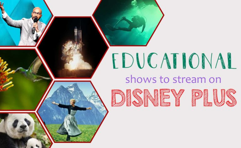 70+ Best Educational Shows On Disney Plus