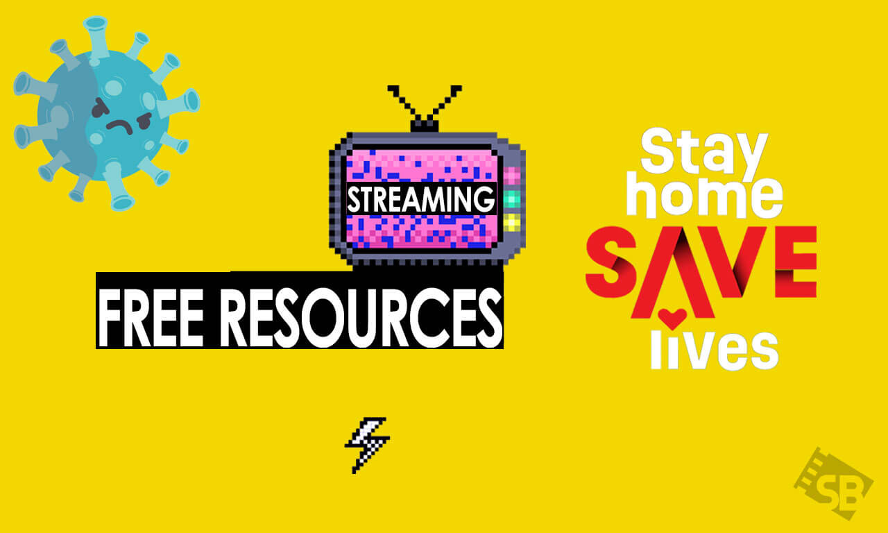 These Streaming Platforms Are Now Free- Stay At Home!