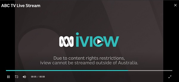 iView not working 2020