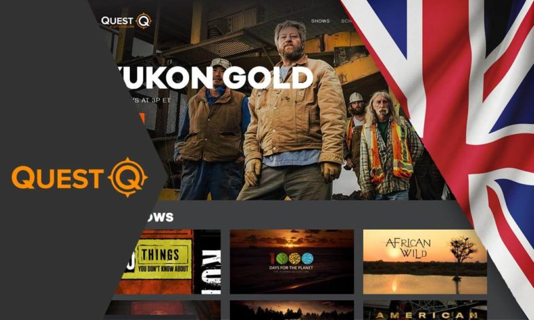 How to Watch Quest TV Online Abroad in 2021