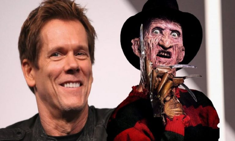 Kevin Bacon Replaces Robert Englund to Become Next Freddy Krueger