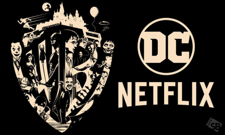 DC movies on Netflix