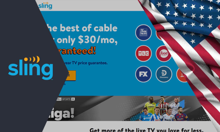 How To Watch Sling TV Outside The US [2020]