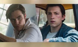 Robert Pattinson & Tom Holland First Look – Devil All The Time