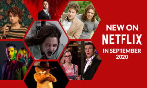 Everything New on Netflix in September 2020