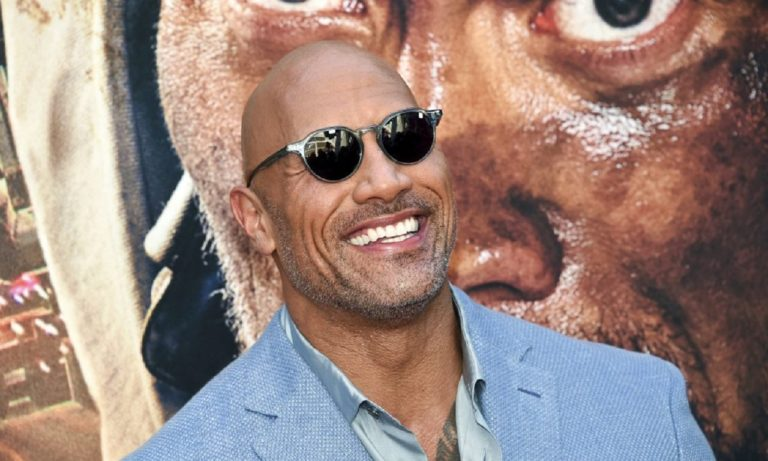 Dwayne Johnson is The Highest Paid Actor According to Forbes