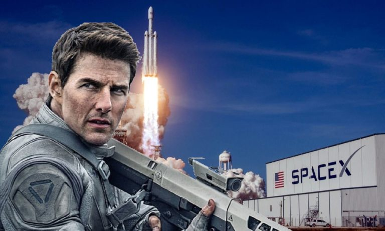 Tom Cruise is Going to Space For His Next Movie!