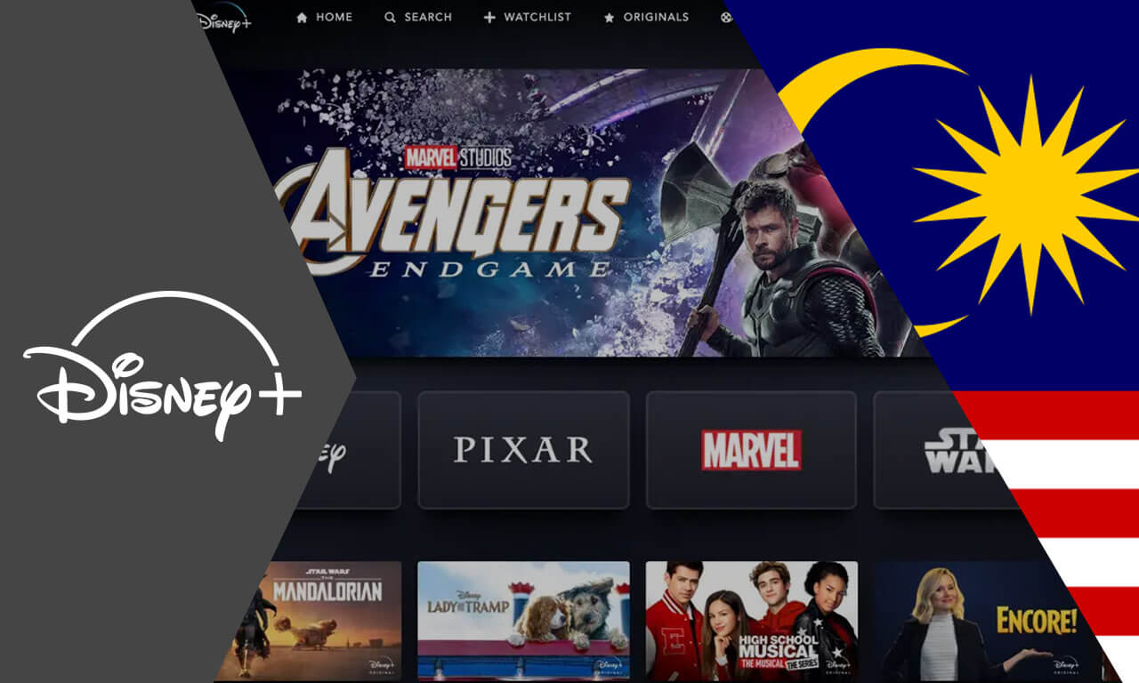 How to Watch Disney Plus in Malaysia (January 2021)