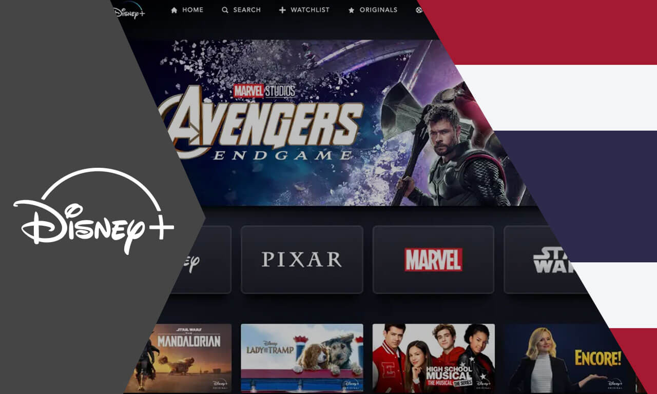How to Watch Disney Plus in Thailand (2020)