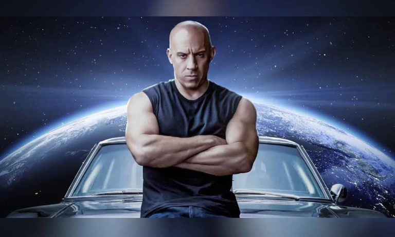 fast and the furious dom heads to space