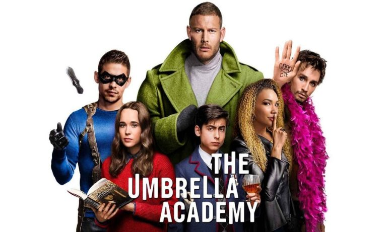 """Umbrella Academy"" is Now More Popular Than The Witcher"