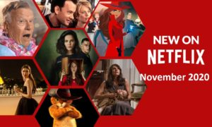 Everything New on Netflix in November 2020