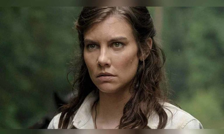 The Walking Dead to End With a 40-Year Time Jump – Lauren Cohan's Wish