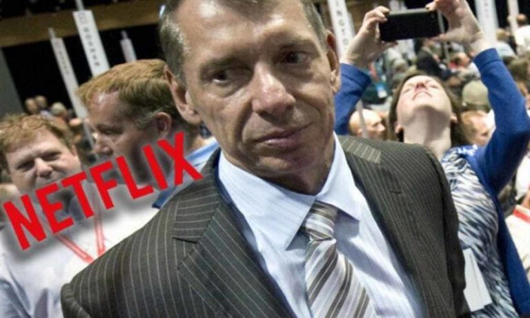 Netflix to Produce Documentary on Vince McMahon