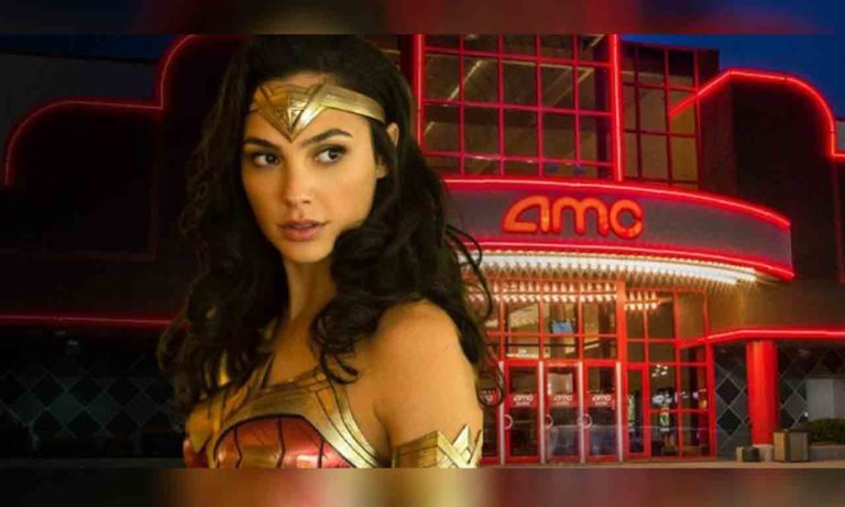 AMC Theatres Supports The Release of Wonder Woman on HBO Max