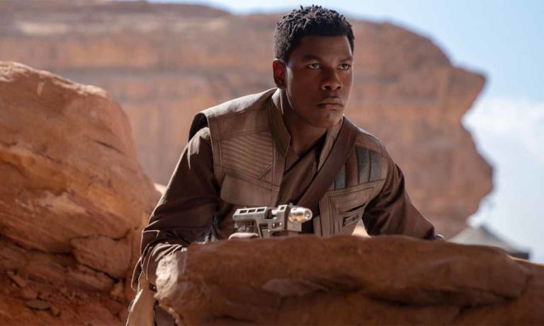 """John Boyega Had A """"Transparent, Honest"""" Phone Call With Kathleen Kennedy After 'Star Wars' Race Comments"""