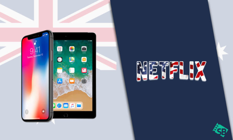How to get American Netflix on iPhone in Australia