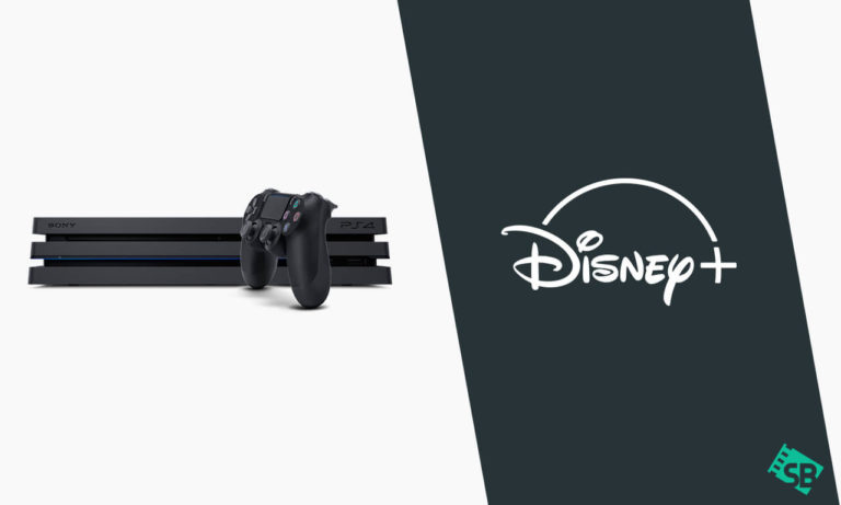 How to watch Disney plus on PS4 & PS5