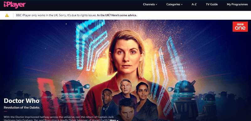 doctor-who-bbc-iplayer-error-without-vpn