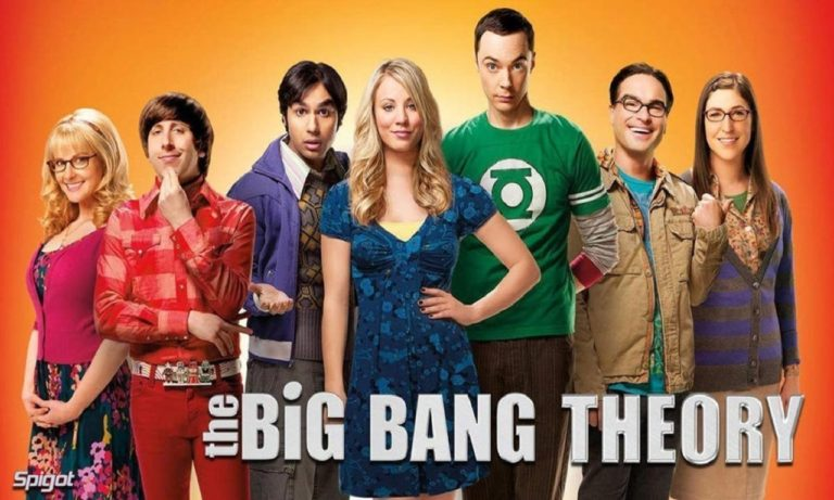how to watch the big bang theory online anywhere