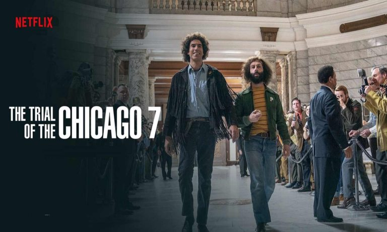 the trial of chicago 7 netflix offering free for 48 hours