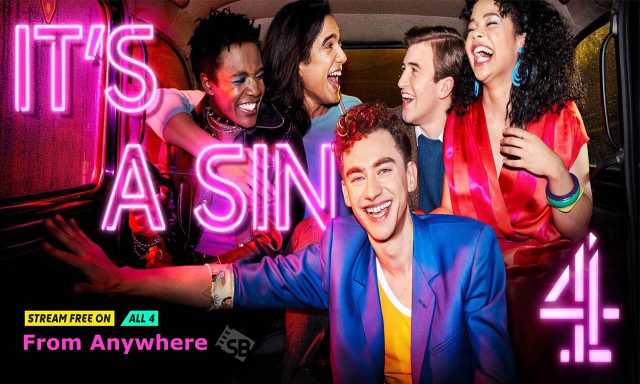 How to Watch It's a Sin Online (Stream from Anywhere) 2021
