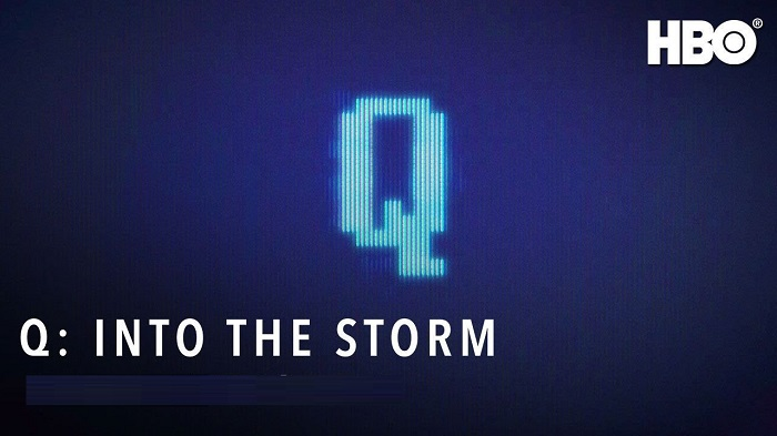 Q into the storm HBO Max