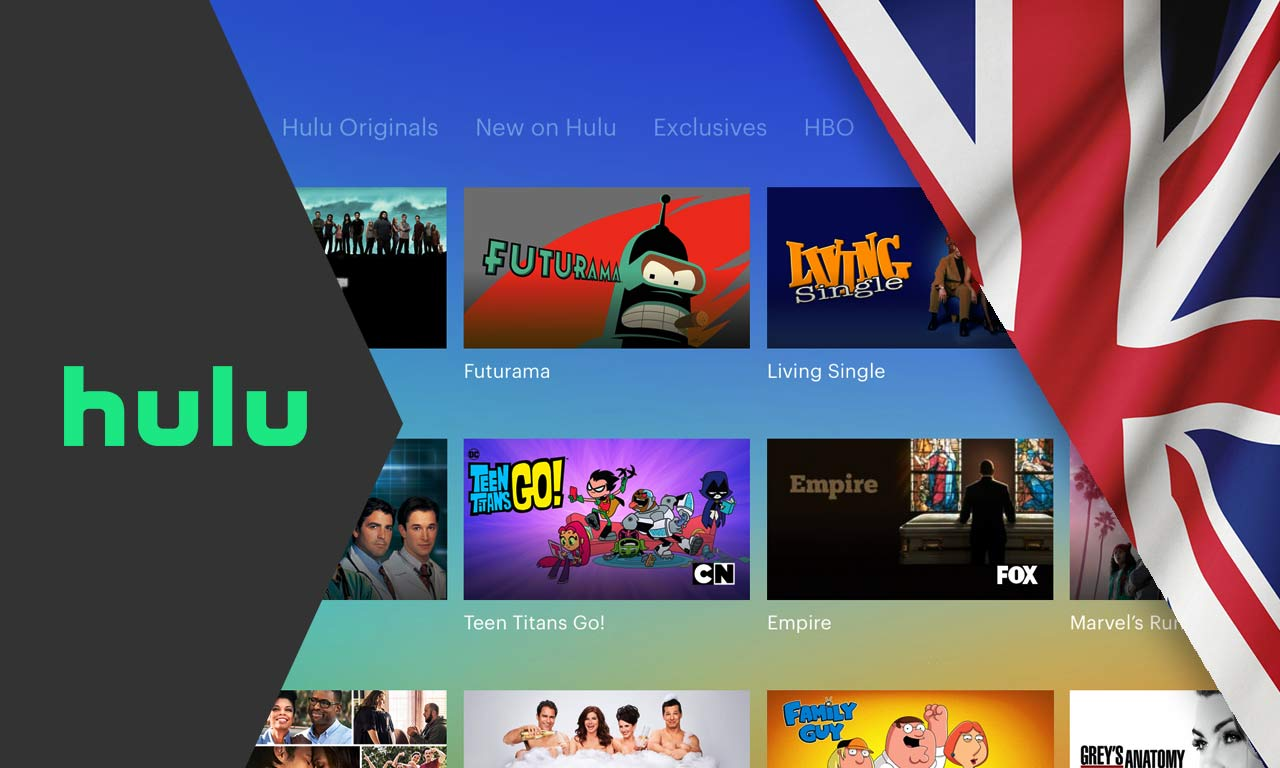 How to Watch Hulu in UK (Quick Guide 2021 Updated)