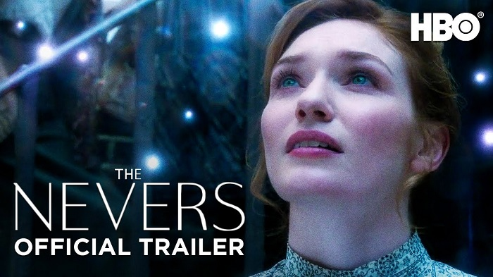 the nevers HBO Max