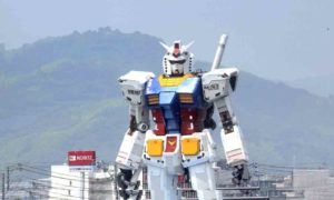 Live Action Gundam Film in the Making on Netflix