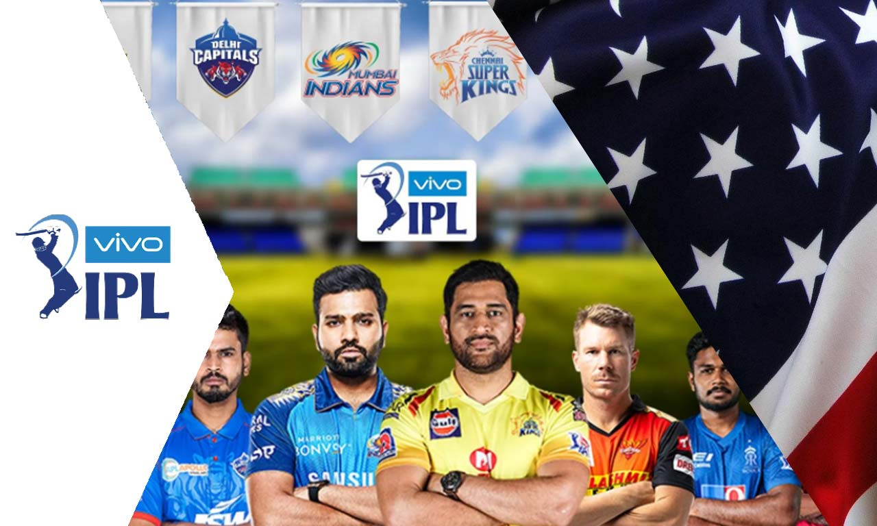 How to Watch IPL 2021 in USA or Live Stream Anywhere Online