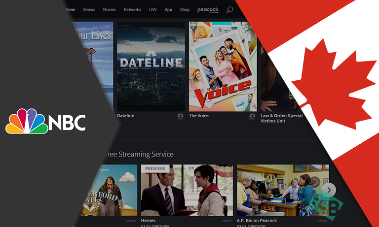 How to Watch NBC in Canada [2021 Guide]