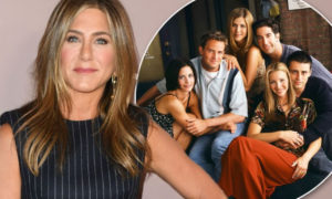Jennifer Aniston Opens Up About Adopting A Baby Girl At F.R.I.E.N.D.S Reunion