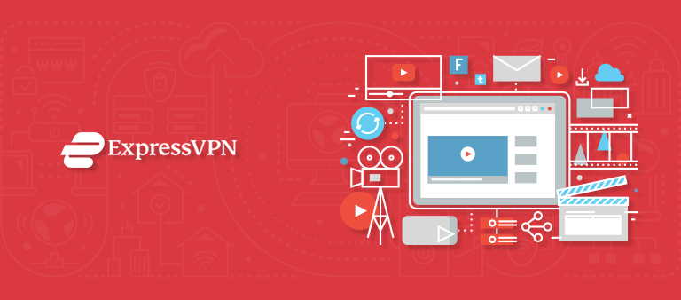 ExpressVPN best recommendation for streaming movies and shows