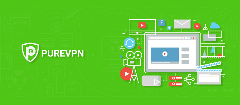 PureVPN for streaming