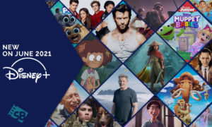 What's New on Disney Plus in June 2021