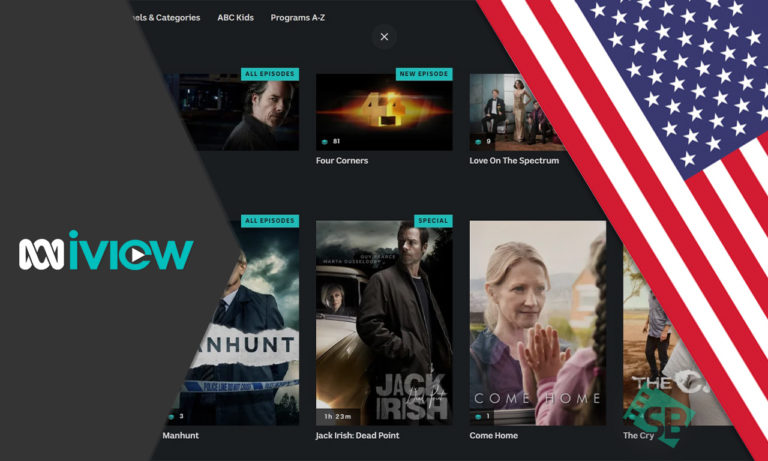 How to Watch ABC iView in the USA in 2021