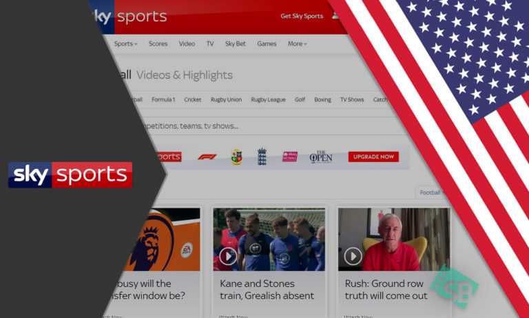 How to Watch Sky Sports in USA in 2021