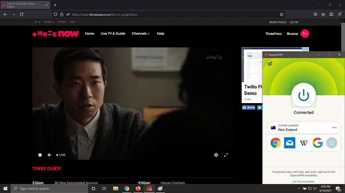 threenow-in-canada-streaming-with-expressvpn