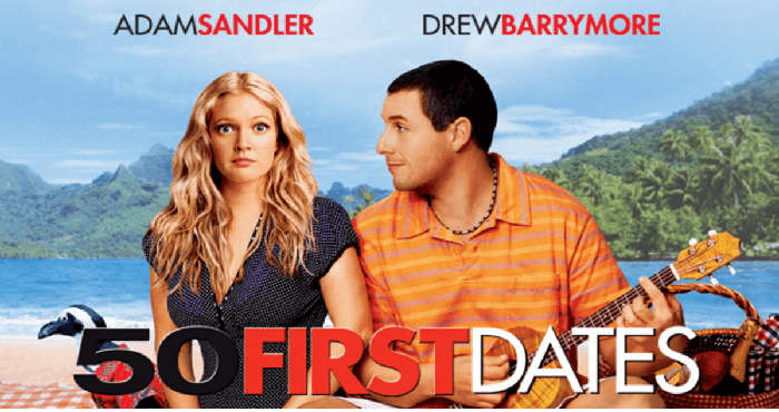 first 50 dates