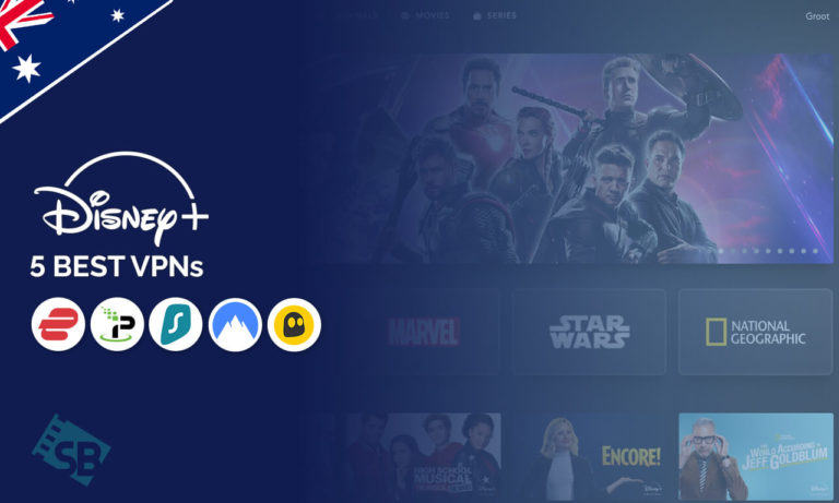 Best Disney Plus VPNs to Watch All Shows from Australia