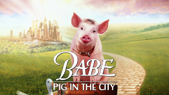 Babe- Pig in the city