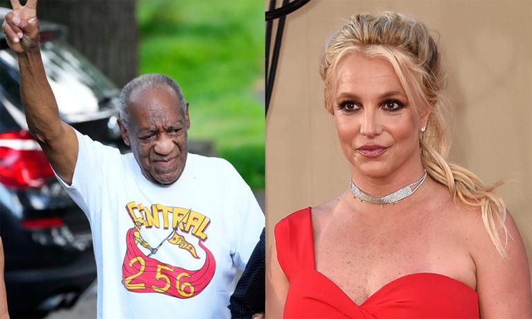 Bill Cosby and Britney