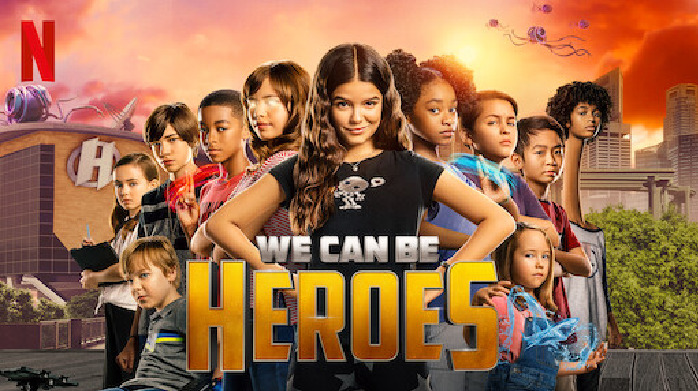 We can be heroes