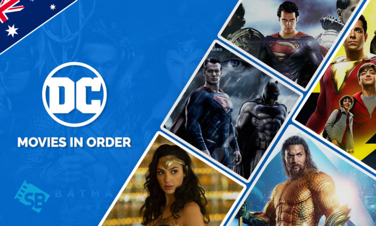 DC Movies in Order How to Watch Chronologically from Australia