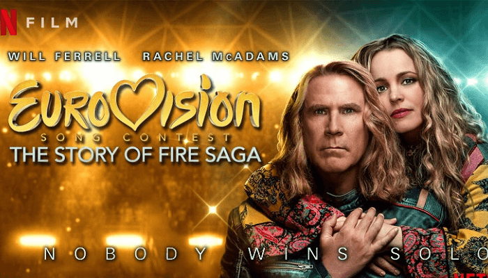 Eurovision Song Contest - The story of fire saga
