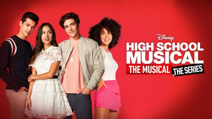 High School Musical The Musical The Series (2019)