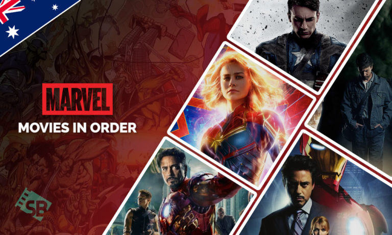 How to Watch All Marvel Movies in Order From Australia