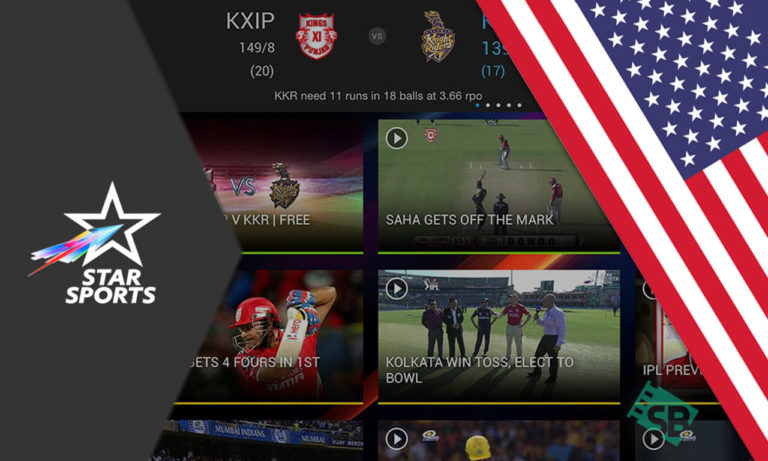 How to watch star sports in the US